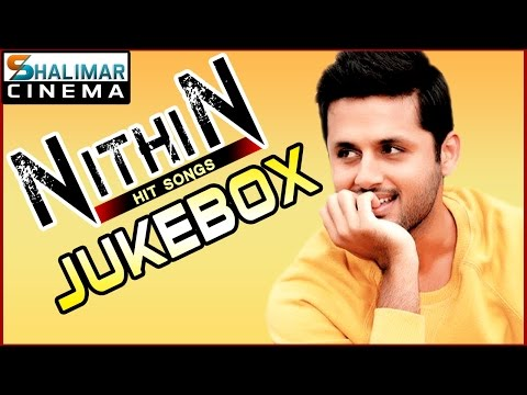 Nithin Hit Video Songs Jukebox || Best Songs Collection