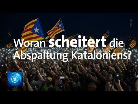 Woran scheitert die Unabhängigkeit Kataloniens?