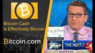 Bitcoin Cash is Effectively Bitcoin