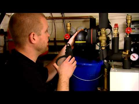 How to Service the Greenstar System Filter