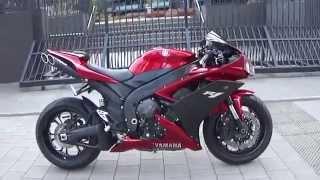 6. YZF R1 07' Custom bike