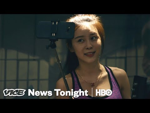 Chinese Women Are Getting Rich By Simply Livestreaming Their Days (HBO)