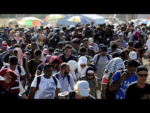 Σκόπια: Χωρίς τέλος το δράμα των προσφύγων