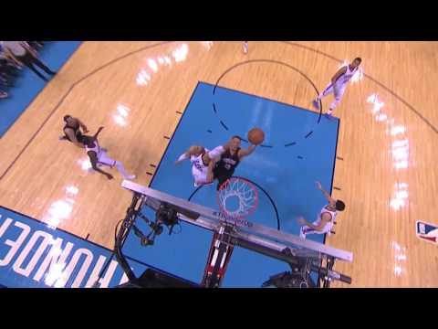 Down to the Wire, Clutch Moments from Rockets vs. Thunder Game 3!