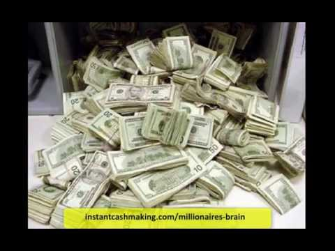 How to make a Million dollars – How to become Rich in one day