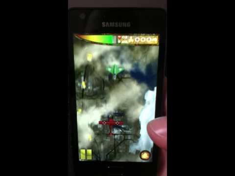 Video of Kamikaze Attack 3D!