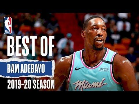 Best Of Bam Adebayo | 2019-20 NBA Season