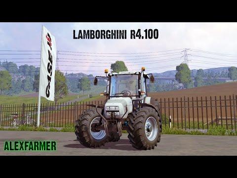 Lamborghini R4 100 v1.0