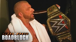 Nonton Was Triple H Worried About Losing His Wwe World Heavyweight Title   March 12  2016 Film Subtitle Indonesia Streaming Movie Download
