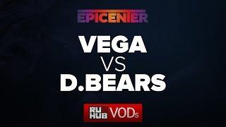 Danish Bears vs Vega, game 2