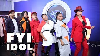 "Video FYI IDOL ""SPEKTA 10.""Backstagelyfe Reaction"" MP3, 3GP, MP4, WEBM, AVI, FLV Agustus 2018"