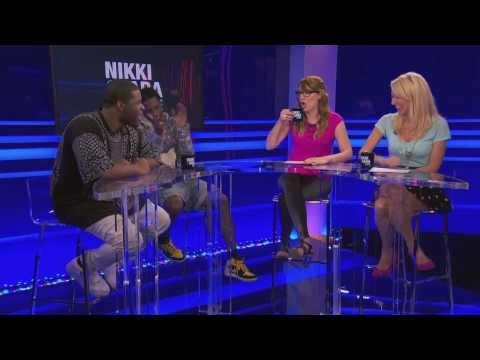 Nikki & Sara Interview A$AP Rocky and A$AP Ferg