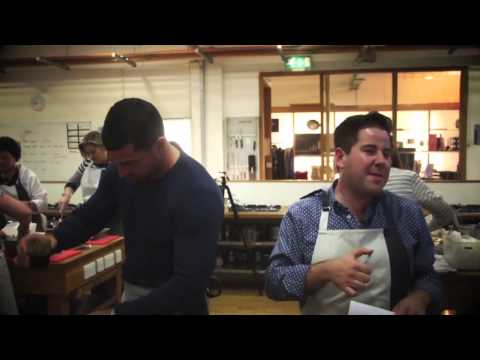 Guinness By Newbridge Silverware - Cooking Demo With Rob Kearney