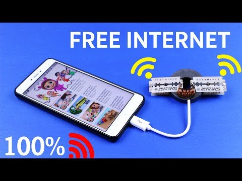NEW FREE INTERNET 100% SUCCESS IDEAS - EASY TECH WITHOUT SIM CARD & WiFI ROUTER FREE INTERNET