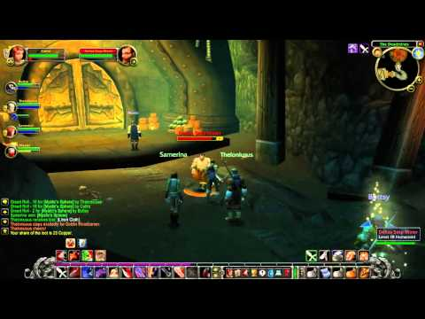 Game Night – We run Deadmines for the first time in Vanilla WoW