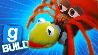 What's It Doing To Kormit?! | Gmod Build (Creating Mythical Creatures)