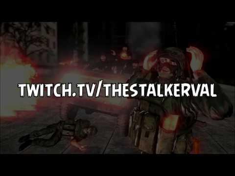 В эфире twitch.tv/thestalkerval