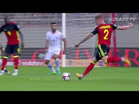 WC 2018: Belgium - Greek(highlight 2:1)