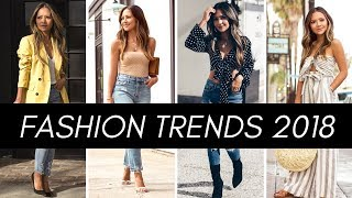 Video 11 Practical Fashion Trends 2018 That Are Easy To Wear | Spring/Summer MP3, 3GP, MP4, WEBM, AVI, FLV Juni 2018