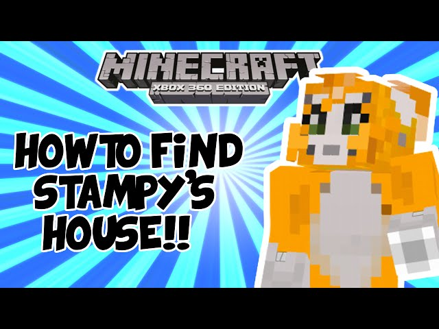 How to find stampys house on minecraft xbox tutorial for House music finder