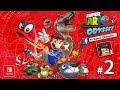 【Yi - NS】超級瑪利歐 奧德賽 | #2 | 湖、森之國、庫壩首戰、遺失王國 Super Mario Odyssey
