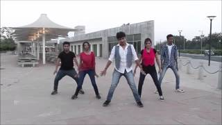 Dance on 'Tu Meri' (bang bang)  by Mayank &group
