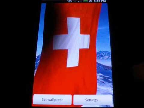 Video of EU Flags Live Wallpaper