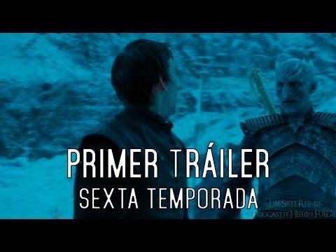 Tráiler subtitulado de la sexta temporada de Juego de Tronos