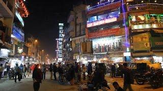 Video INDIA - DELHI (PART 1) - NIGHT LIFE OF CITY MP3, 3GP, MP4, WEBM, AVI, FLV Juni 2017