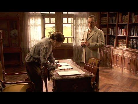 il segreto - donna francisca accetta la proposta dell'avvocato