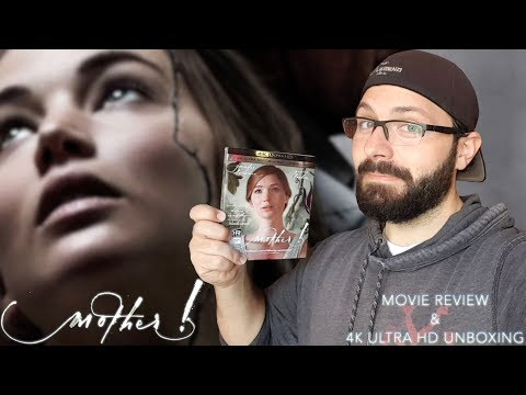 Mother! 4K Ultra HD Bluray Unboxing & Movie Review | BLURAY DAN