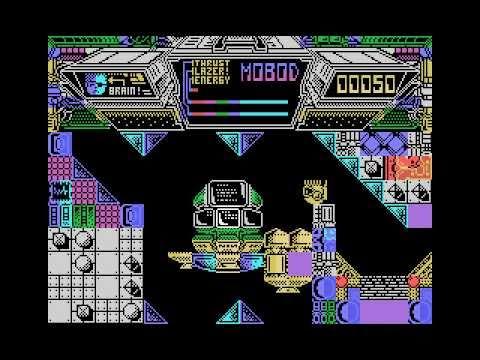 Terminus - The Prison Planet (1987, MSX, Mastertronic)