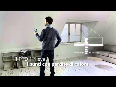 Bosch PTD1 - Rilevatore termico