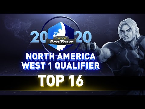 CPT 2020 Online North America West #1 - Top 16