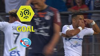 Montpellier Hérault SC vs RC Strasbourg Alsace (1 - 1) : Idriss SAADI (24') goal. All Montpellier Hérault SC vs RC Strasbourg...
