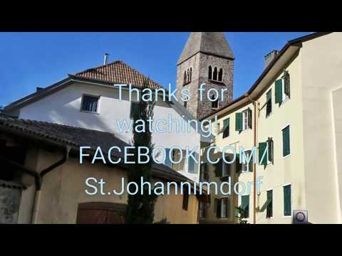 Ringing medieval church bells in northern Italy