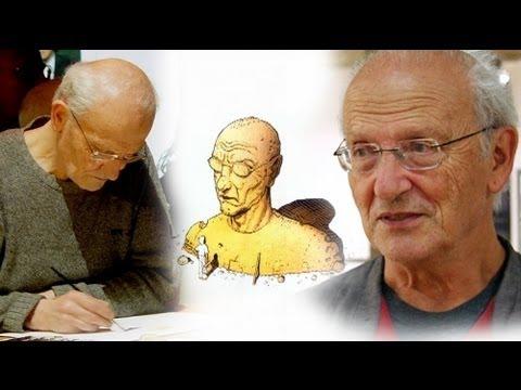 وفاة رسام القصص المصورة الفرنسي جان جيرو - فيديو