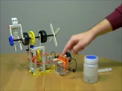 spieletest.at präsentiert Öko Power - Experimentierkasten mit Brennstoffzellen