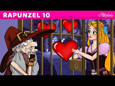 Rapunzel Series Episode 10 - Three Great Favors - English Fairy Tales and Bedtime Stories For Kids