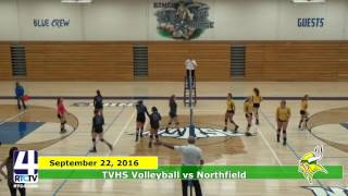TVHS Volleyball vs Northfield Norse