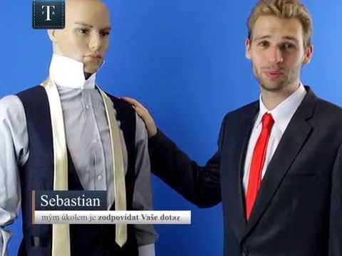 Jak uvázat kravatu ?