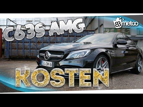 AMG Adieu mein Geld - Ist der C63 S unbezahlbar? | Was kostet ein C63s AMG im Unterhalt?