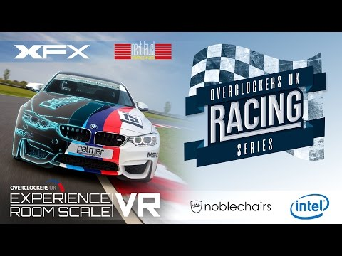 OCUK - Racing Series! Are you ready for the challenge?