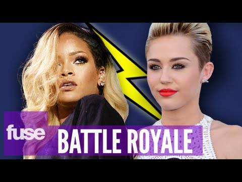 rihanna smoking - Miley Cyrus vs. Rihanna -- the ladies love their weed, but are they taking it too far!? Miley Cyrus (and Snoop Dogg) released the music video for their song,...