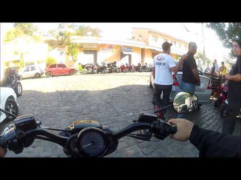 Encontro de Motociclistas em Bananal 2015