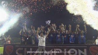 BEHIND THE SCENE - PSM MAKASSAR VS MND FC ( Kamboja )