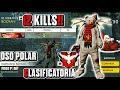 USANDO LA EXCLUSIVA SKIN DEL OSO POLAR REALICÉ 12 KILLS EN CLASIFICATORIA *SOLO* •FREE FIRE•