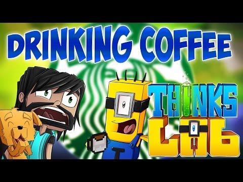 machine - Next Minecraft Mod : Saturday! ⬅ Prev (Dropper Parachute): http://youtu.be/NFRmEj4jq4s ➡ Think's Lab Playlist: http://bit.ly/ThinksLab Starbucks has raised their prices far beyond...