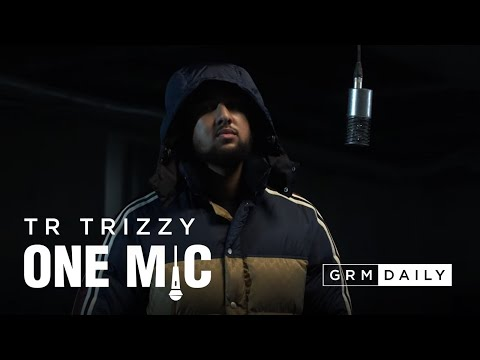 TR Trizzy – One Mic Freestyle | GRM Daily