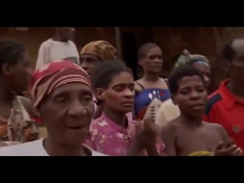 ☛☛ Tribal Wives, the Babongo, Gabon Series Two  ep Two ☚☚
